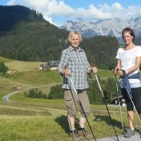 Nordic-Walking und Wandern im Salzburger Land