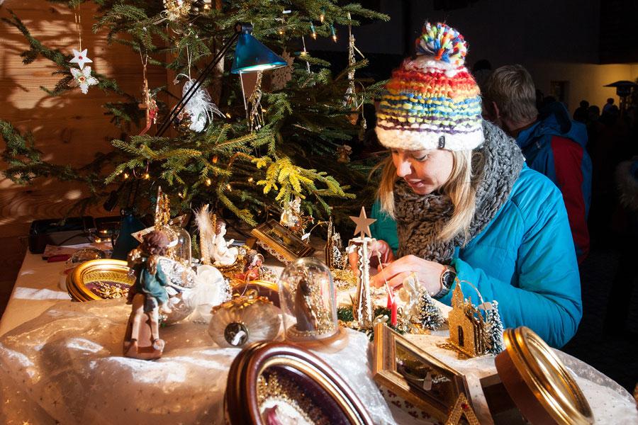 Traditionelle Handwerkskunst im Salzburger Land