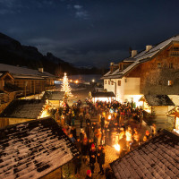 Christkindlmarkt am Winterstellgut