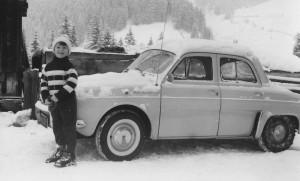 Winteranfang im Lammertal beim Alpengasthof Lämmerhof