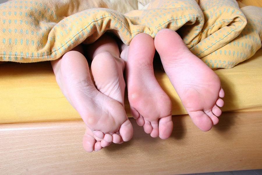 Die Fußreflexzonenmassage lindert zahlreiche Beschwerden