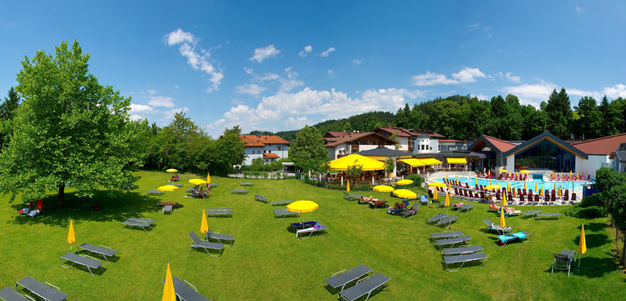 Heiltherme Bad Vigaun im Salzburger Land