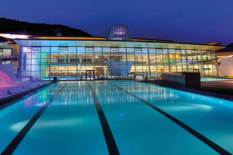 Tauern Spa in Zell am See