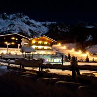 Berghotel Lämmerhof mit Skilift