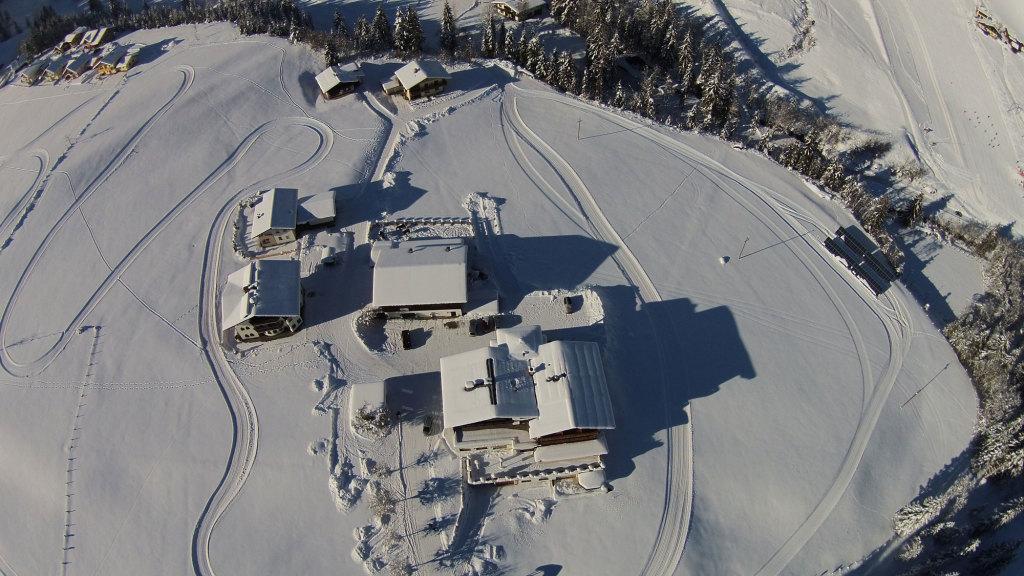 Hotel mit Langlaufloipe in Österreich