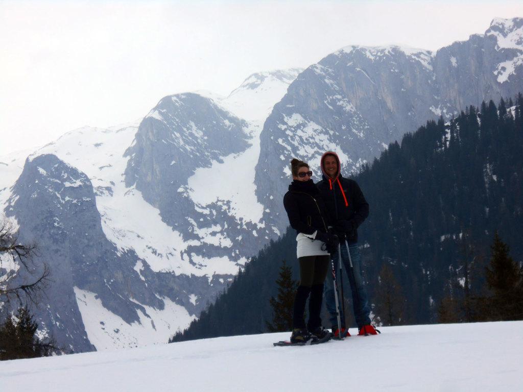 Schneeschuhwanderung karalm 14 laemmerhof 39 s blog for Fischteich im winter