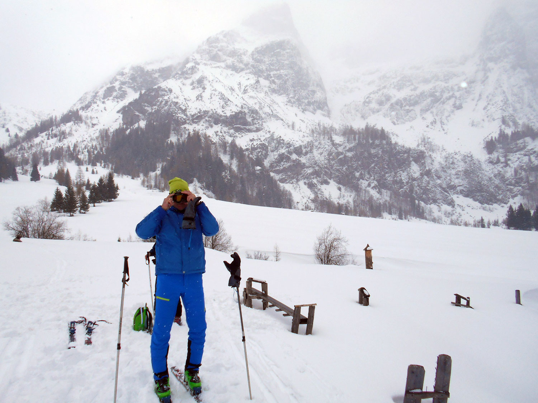 Skitour lammertal maerz 16 laemmerhof 39 s blog for Fischteich im winter