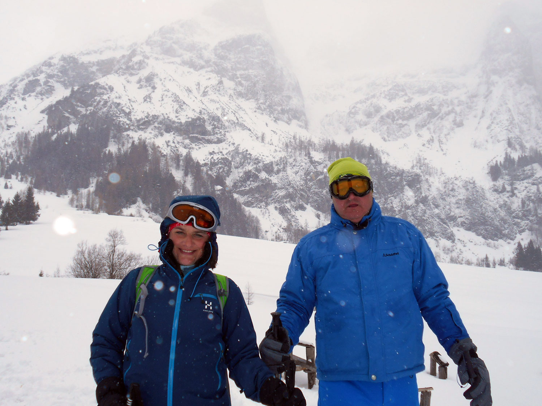Skitour lammertal maerz 18 laemmerhof 39 s blog for Fischteich im winter