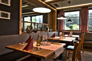 Neues Restaurant im Berghotel Lämmerhof
