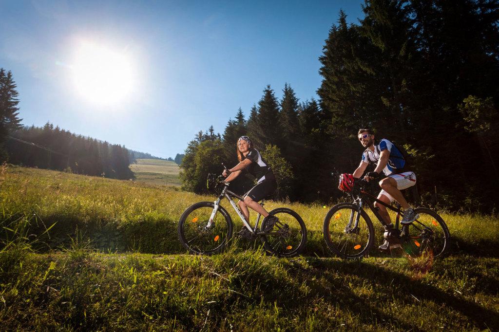 Radfahren im Tennengau