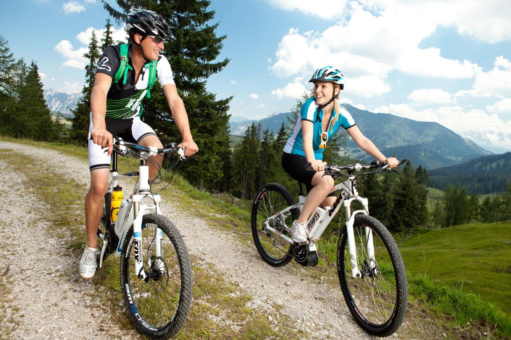 E-Bike Tour im Salzburger Tennengau