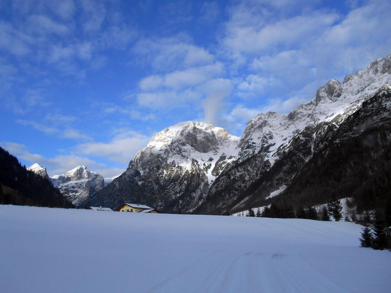 Schneeschuhwanderung weihnachten 2016 2 laemmerhof 39 s blog for Fischteich im winter