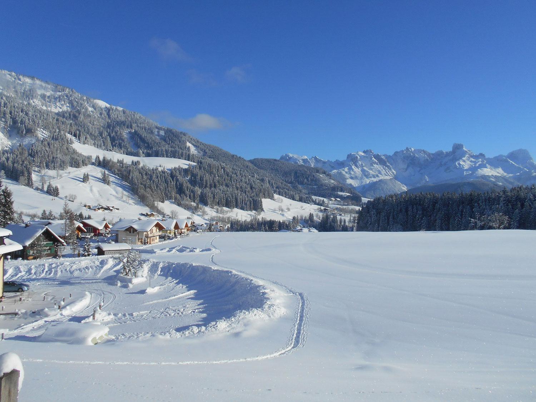 Schneeschuhwanderung spiessalm kw2 3 laemmerhof 39 s blog for Fischteich im winter