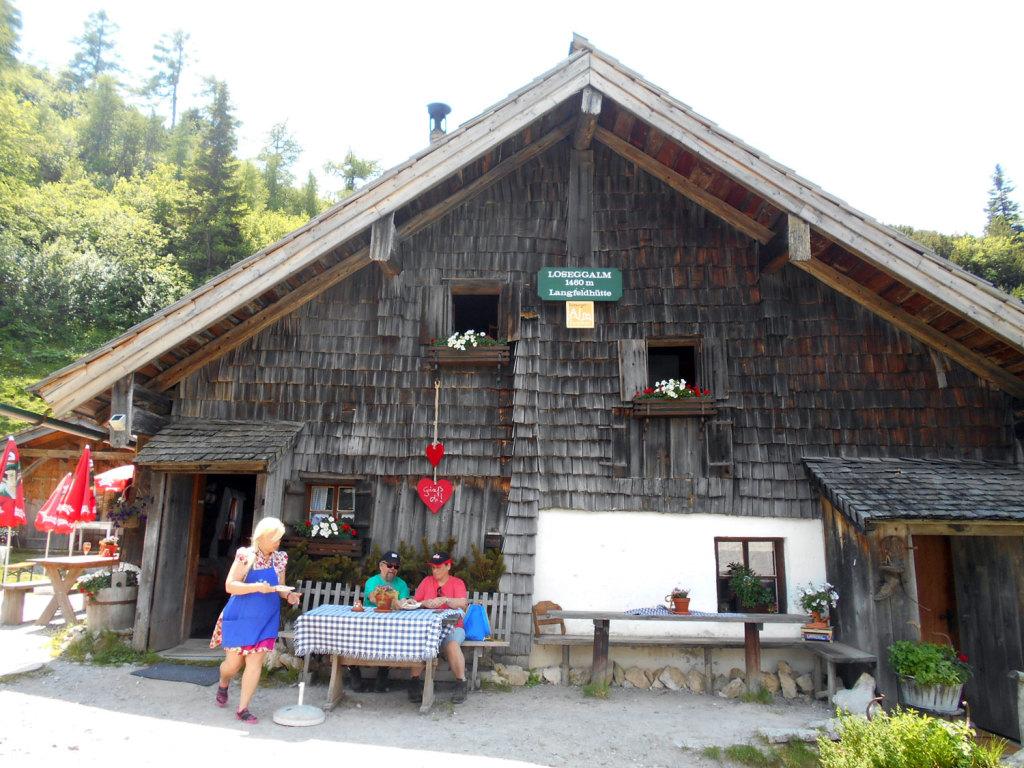 Loseggalm/Langfeldhütte