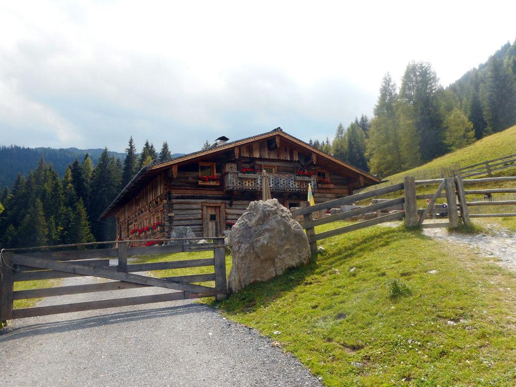 Speißalm im Lammmertal im Salzburger Land