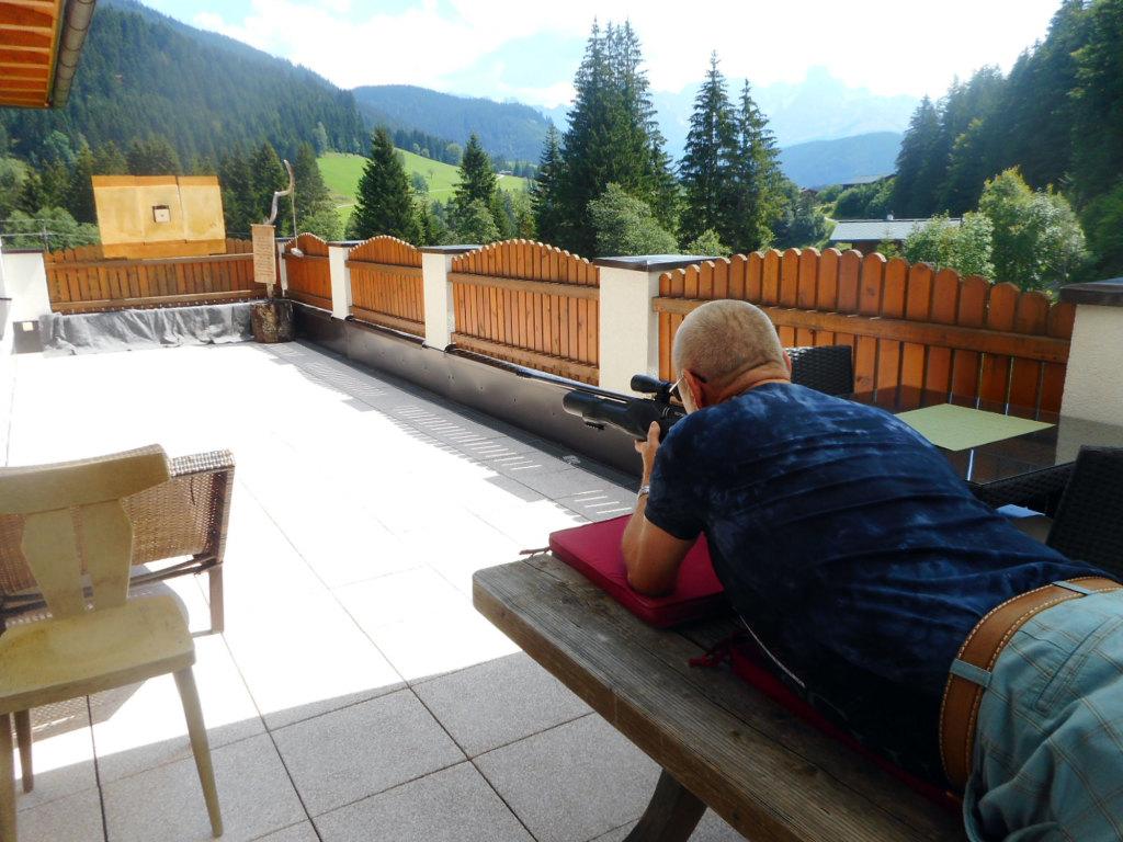 Schießstand Berghotel Lämmerhof