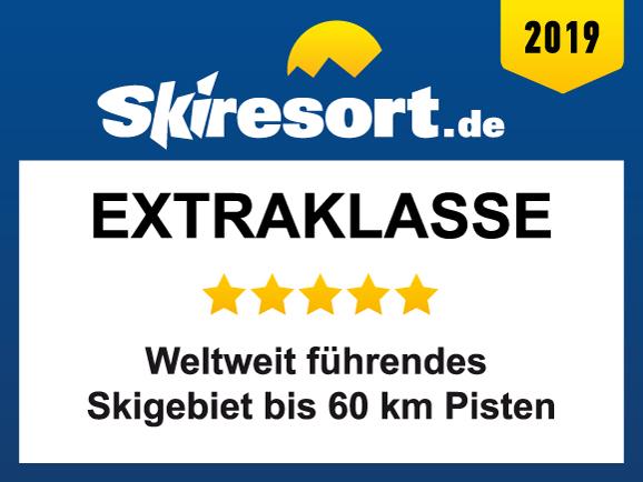 Auszeichnung Skiresort.de für Dachstein West