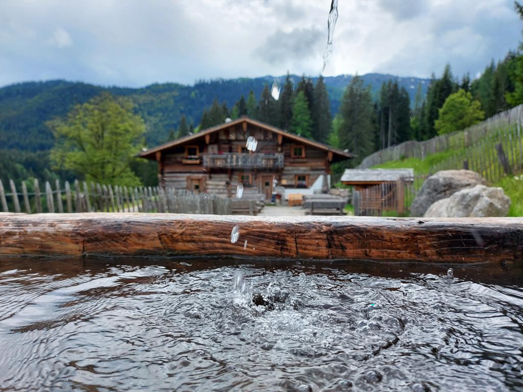 Urige Hütte Spießalm
