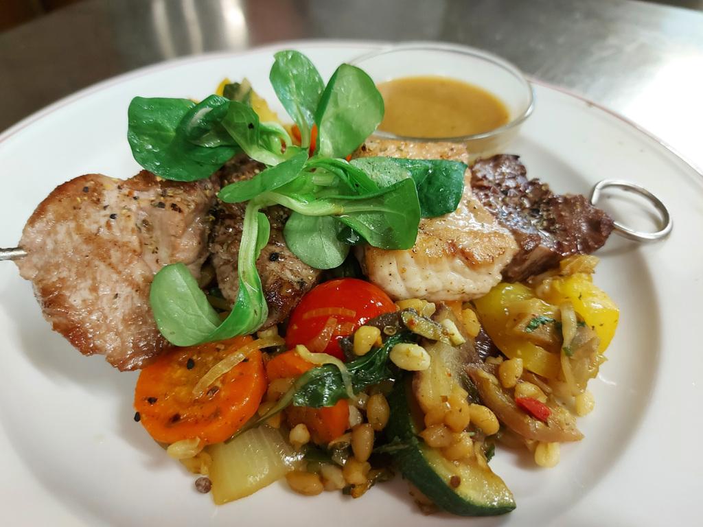 Nachhaltiges Essen